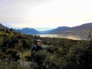 Viajar es un de sus mayores placeres. En la imagen, en Nueva Zelanda, país que visitó el pasado mes de diciembre.