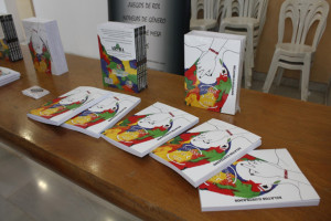 El ejemplar 'Doñana es arte'.