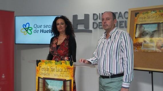 Gibraleón celebra del 12 al 16 de octubre su Feria de San Lucas