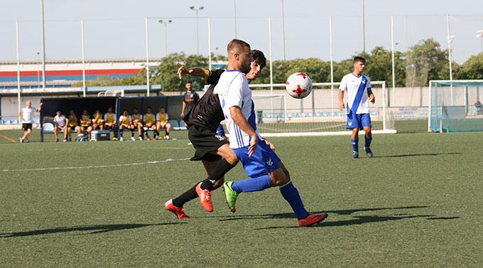 El Atlético Onubense se enfrenta este domingo al Cádiz B.