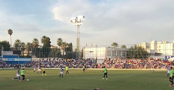 El Recreativo contará en Sevilla ante el Betis B con el apoyo de 700 aficionados