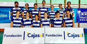 El Fundación Cajasol IES La Orden comenzó con buen pie la Liga Andaluza.