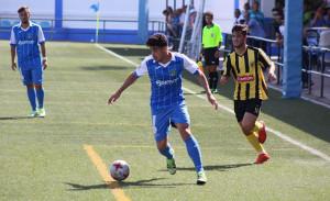 El San Roque sólo pudo igualar a un gol en el feudo del Castilleja.