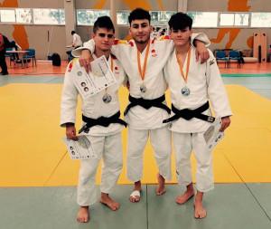 Los deportistas del TSV Huelva Judo brillaron en Valencia. / Foto: @JudoHuelva1.