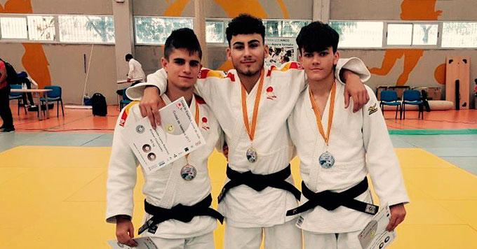 Tres medallas para los juniors del TSV Huelva Judo en la Super Copa de España en Valencia