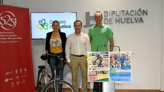 Presentada la VI Edición del Encuentro de Escuelas Ciclistas de Andalucía