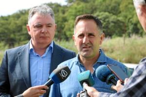 Jacinto Vázquez, alcalde de Almonaster, explica las novedades de las jornadas en esta entrevista.