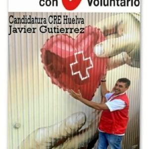 Imagen de la candidatura de javier Gutiérrez.
