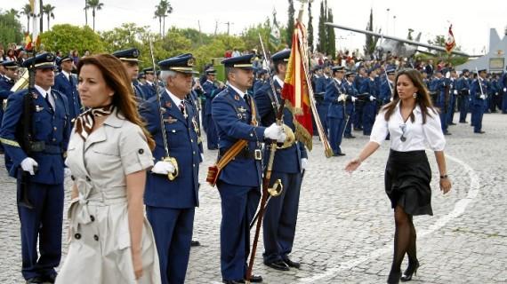 Los certificados del juramento o promesa ante la bandera de España en Palos pueden recogerse hasta final de mes