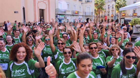 Huelva siempre solidaria con la lucha contra el cáncer