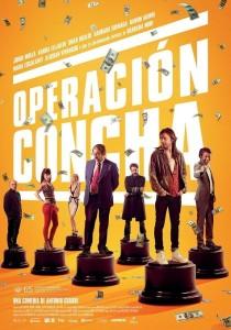Cartel de 'Operación Concha'.