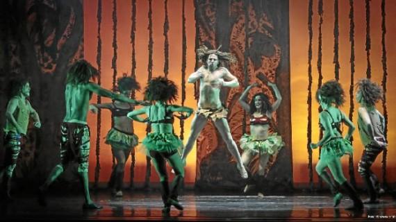 'Tarzán, el Musical' inundará de color y ritmo el Teatro de Trigueros para hacer disfrutar a toda la familia