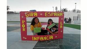La Gira por la Infancia arrancará el lunes 16 de octubre en Huelva.