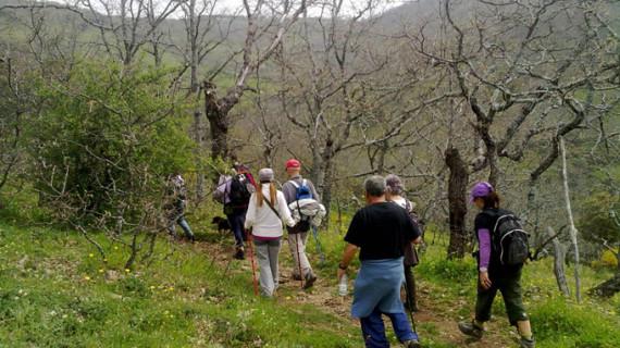 Cartaya organiza una ruta de senderismo al Monasterio de Tentudía y Arroyomolinos de León
