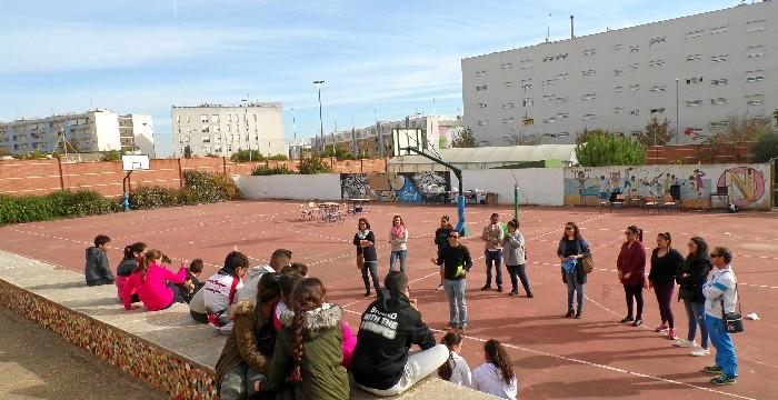 Celebración del Día del Gitano Andaluz en Huelva