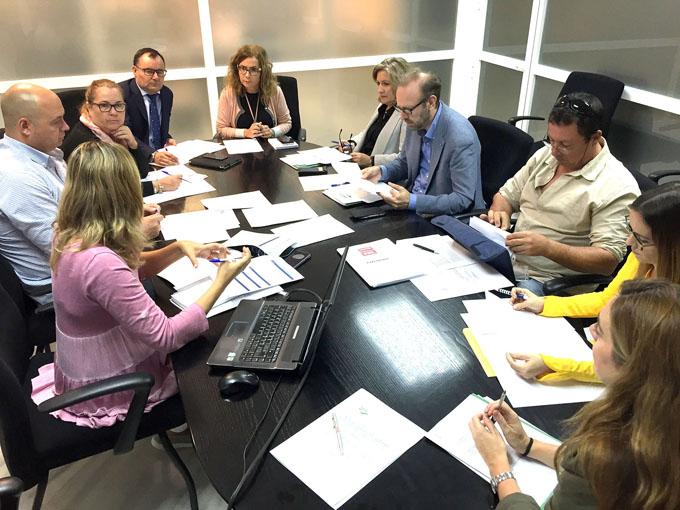 La Mancomunidad acoge la celebración de la Mesa de Calidad Turística del destino Islantilla-Lepe-Isla Cristina