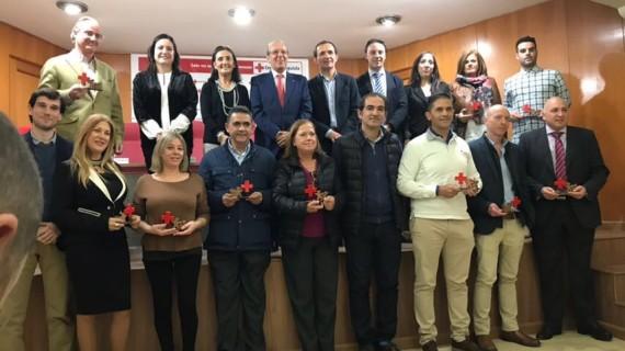 Cruz Roja Huelva reconoce la colaboración del empresariado onubense en la creación de oportunidades de empleo