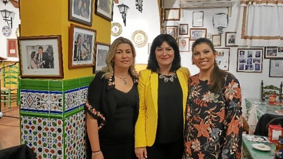 Celebran el Día del Flamenco en la Peña Cultural Femenina de Huelva