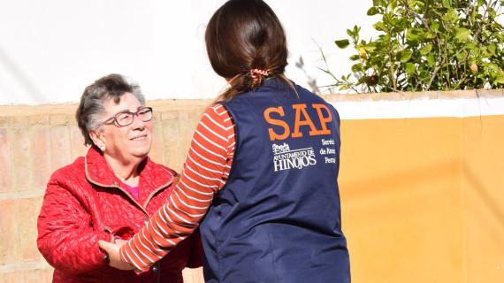 Hinojos pone en marcha un servicio pionero para personas con discapacidad