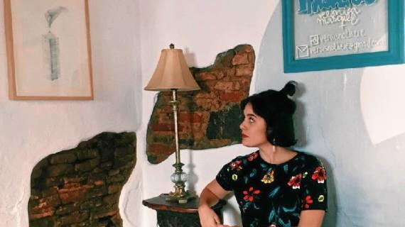 Verónica Márquez, una psicóloga onubense que se abre paso en el mundo del dibujo y la ilustración