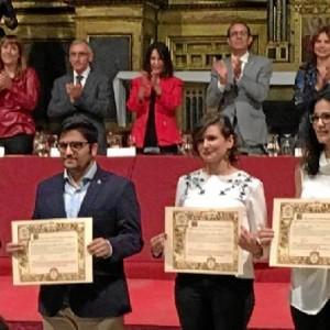 Premio al bollullos Juan Carlos Ruiz.