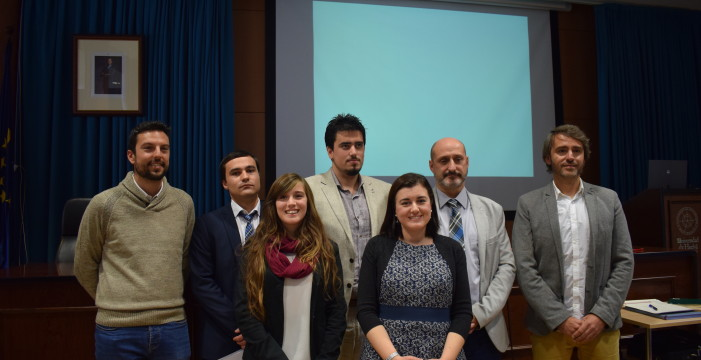 Humanidades celebra su día grande con una conferencia de Enrique Bocanegra sobre espionaje en Huelva