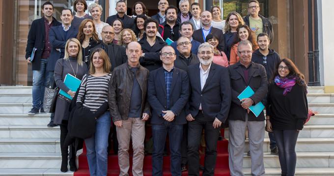 Huelva acoge el nacimiento de la Academia del Cine y las Artes Audiovisuales de Andalucía