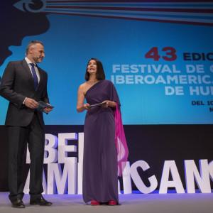 Una gala presentada por la actriz Ana Fernández y el periodista Juan Carlos Roldán.