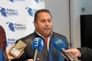 El presidente de la CRPF, Jose Antonio Garrido