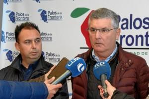 Jose Antonio Cortes, Delegado de Medio Ambiente en Huelva de la Junta dE AndalucÍA