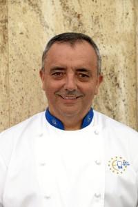 El chef de Ciquitrake Carlos Ramírez.