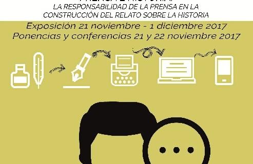 Una exposición y conferencia sobre la Transición Democrática abren el V Encuentro Iberoamericano de Prensa