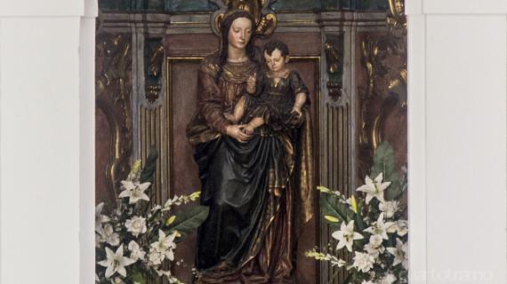 Un estudio descubre la autoría de la Virgen de la Cinta de la Catedral por parte de Martínez Montañés