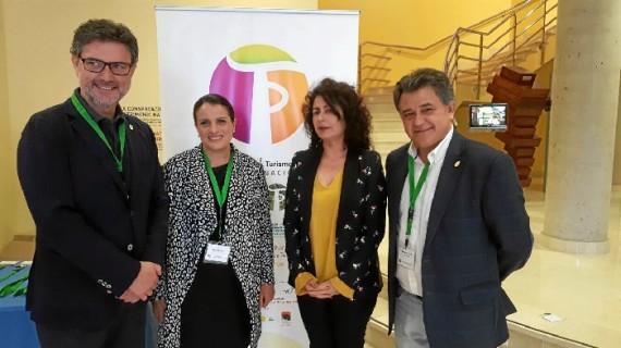 Almonte participa en el Congreso Nacional de Parques Nacionales y Turismo Sostenible
