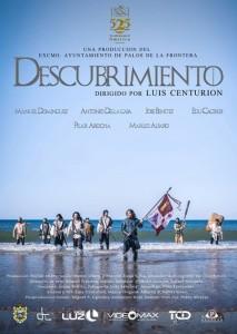 'Descubrimiento' será proyectado este sábado a las 22.00 horas en el Gran Teatro de Huelva.