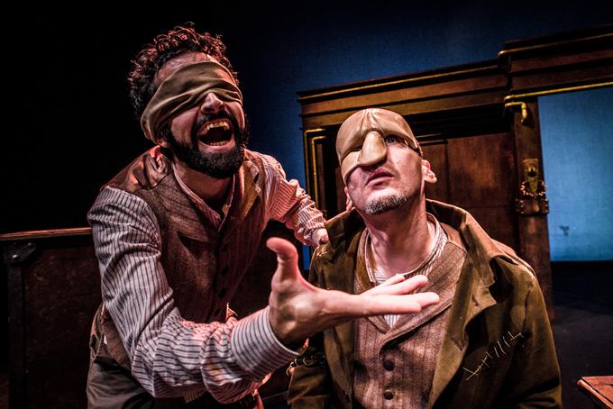 La versión más tierna de 'Frankenstein' llega el 4 de noviembre al Teatro de Trigueros
