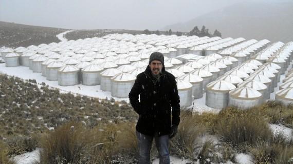 La revista Science se hace eco de un estudio del físico onubense Rubén López Coto