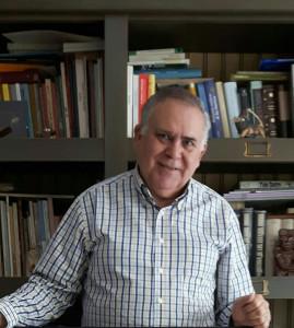 El periodista Juan Carlos León Brázquez.