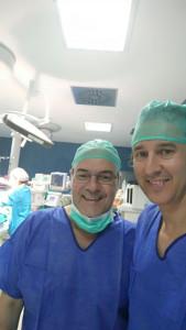 La laparoscopia requiere de un gran entrenamiento por parte de los cirujanos.