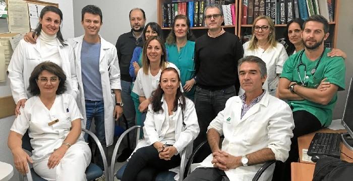 Infectólogos onubenses participan en la investigación de nuevas estrategias de tratamiento para el VIH y la Hepatitis C