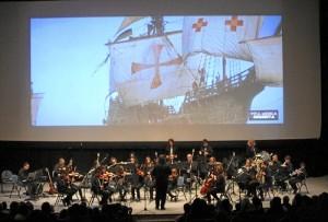 La Orquesta Vita Música ha vuelto a estar presente en el Festival de Cine Iberoamericano.