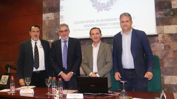 El Colegio de Minas de Huelva organiza una conferencia con motivo del Día de Santa Bárbara