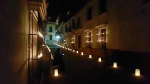 La iniciativa 'Beas a la luz de las velas' se celebrará el próximo sábado 2 de diciembre.
