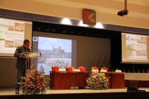 La entrega de los X  Premios Progreso se celebraron en el Salón de Actos de la Diputación de Córdoba.