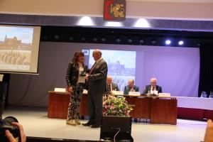 La Mancomunidad de Municipios Beturia, galardonada por su proyecto 'Banco de los recuerdos'.