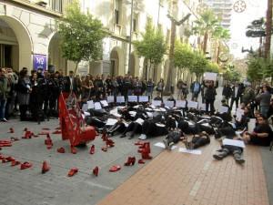 25 de Noviembre, Día Internacional contra la Violencia hacia las Mujeres.