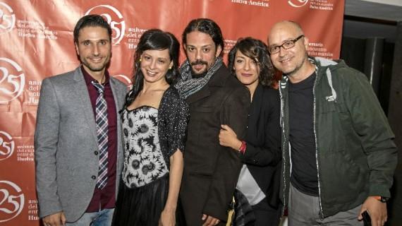 La sesión especial de cortos sobre el 525 Aniversario cierra la programación del Festival de Cine Iberoamericano