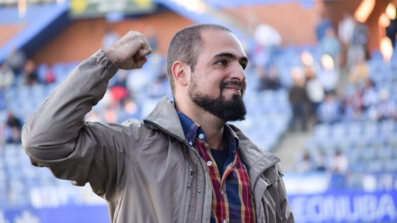 Marcos Rosa encuentra donante de médula