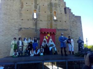 Gran éxito del Mercado Medieval de San Bartolomé.