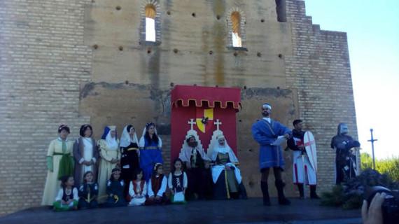 Rotundo éxito de la cuarta edición del Mercado Medieval de San Bartolomé de la Torre
